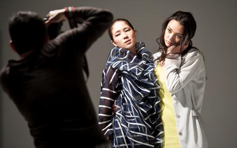 『FASHION STORY -Model-』加賀美セイラ インタビュー