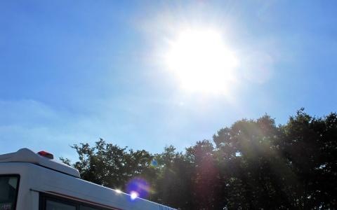 夏の紫外線をシミに変えない 日焼け後のケア