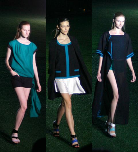 2014年春夏 ファッショントレンド東京コレクションレポート11 アライ・サラ