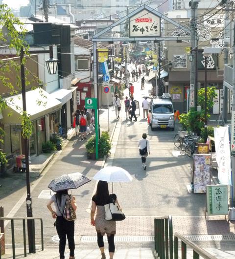 週末に行きたい、東京のかわいい街さんぽ 【谷根千編】