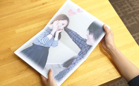 編集部が挑戦! 最近流行りの、恋人と作るフォトブックとは?