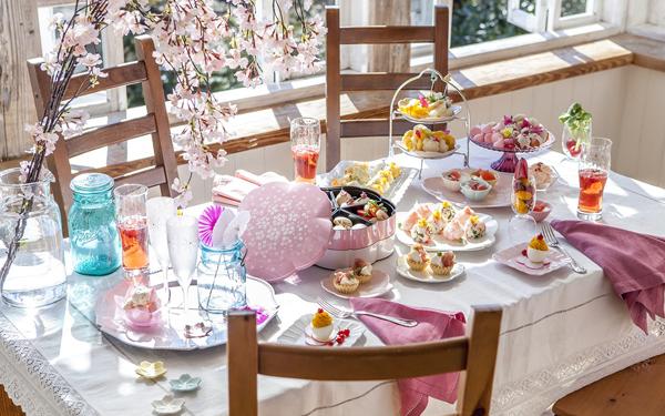 この春に始めたい87のコト?! Afternoon Tea LIVINGが春の新生活を愉しむヒントを提案