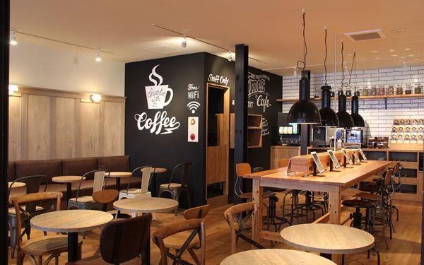 ドリンクが無料! 今までになかった時間制のカフェ「TIMES CAFE」が誕生!