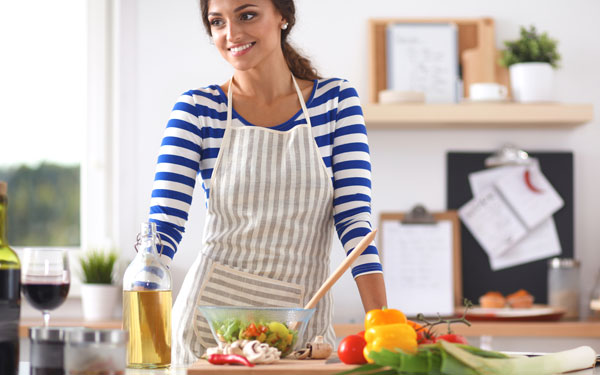 1種のサラダを3倍楽しむ! 働く女性の味方、ストック×アレンジ「サラダ」レシピ