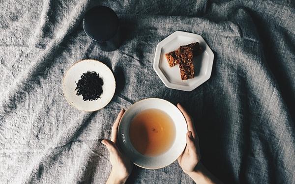 中国茶、台湾茶