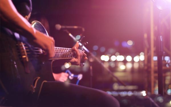 ギター ミュージシャン