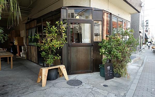 新・旧が織り交ざる優美な異空間 #奥沢 #LABObyTAKIBIBAKERY