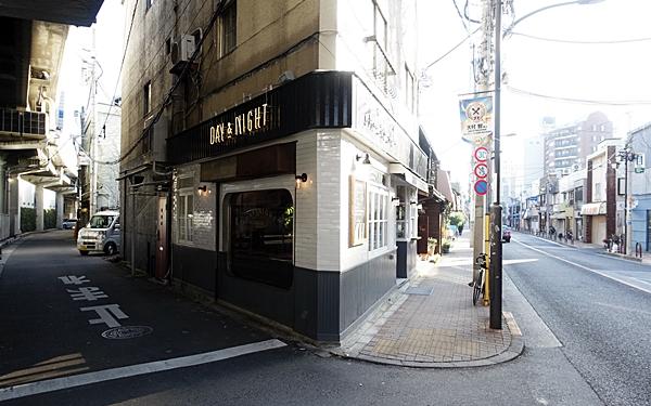 朝昼夜、3つの顔を持つカフェで味わう極上サンド#恵比寿 #day&night