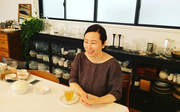 料理家、内田真美さん
