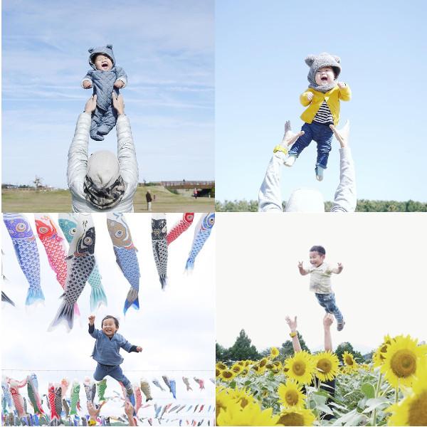 話題のインスタグラマー&ブロガー5人が伝授! 心を動かす子ども写真の撮り方