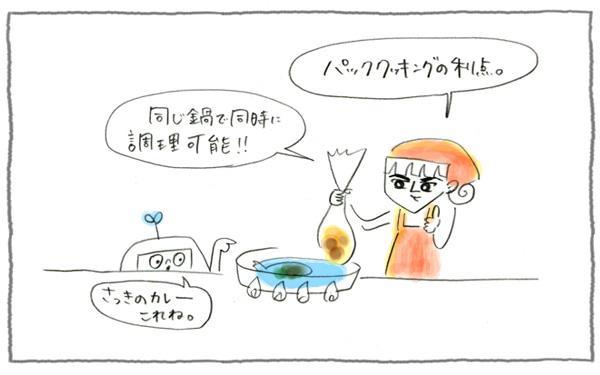 レトルト食品を使って作る、カレー&親子丼
