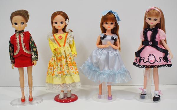 あなたは何代目リカちゃんで遊んだ? 誕生50周年を迎えるリカちゃん人形の魅力
