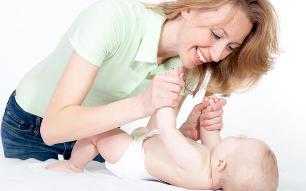 ママ、赤ちゃん