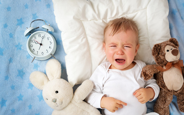 3つのママチェックでぐっすり! 赤ちゃんの夜泣き対策
