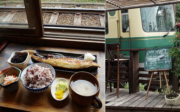 「鎌倉の日常を旅する」がコンセプトの干物カフェ #鎌倉 #ヨリドコロ