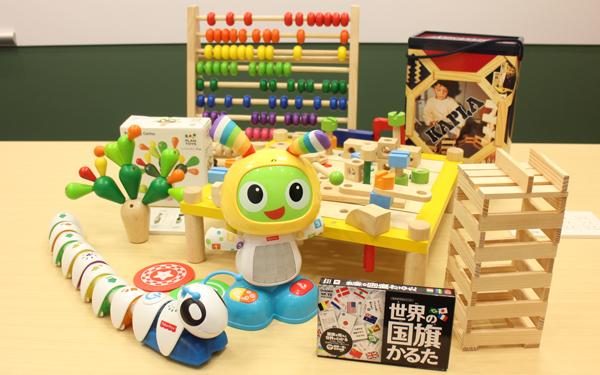 最新の知育学習玩具をAmazonに取材! 子どもに贈りたいクリスマスギフト