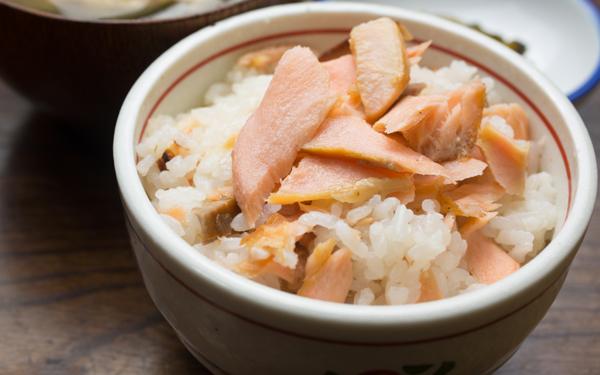 炊き込み ご飯 鮭