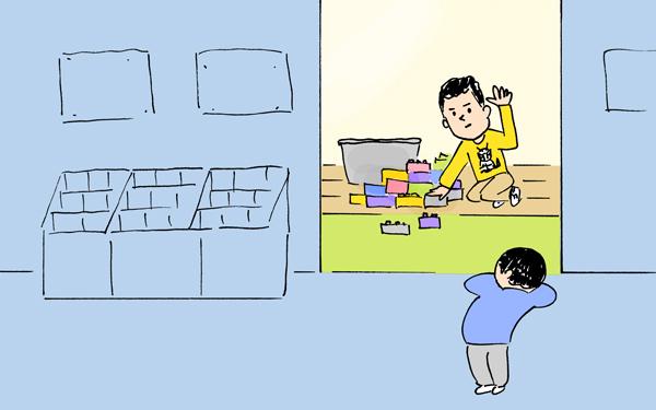「同じがいい〜!」 3歳の息子の憧れN君【下請けパパ日記~家庭に仕事に大興奮~ Vol.13】