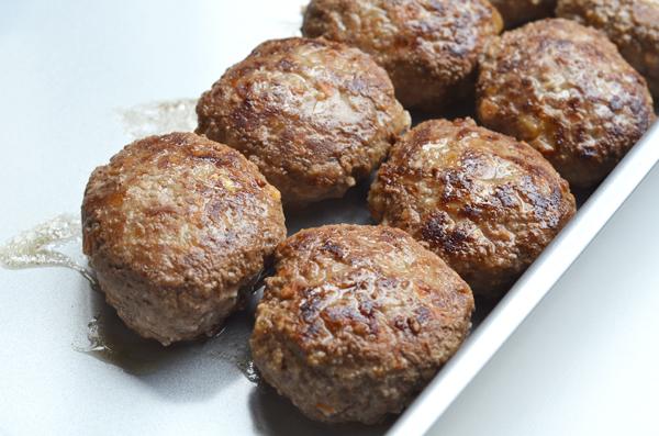 「作り置きハンバーグ」を子どもが食べてくれません。おいしく作る秘訣って?(33歳 一児のママ)