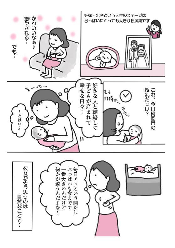 産後は美乳づくりの最大のチャンス! 「垂れない! しぼまない! ママになっても美おっぱい」基礎編