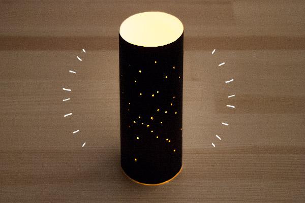 材料2つでお星さまがつくれちゃう! 七夕の天の川ライト【おうちで季節イベント お手軽アートレシピ Vol.17】
