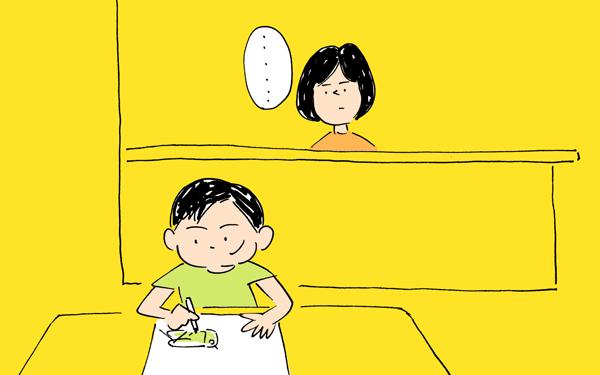 話を聞かない息子! 妻が仕掛けた反撃技とは?【下請けパパ日記~家庭に仕事に大興奮~ Vol.23】