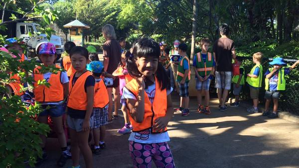 ハワイ・ホノルル動物園 予約殺到・サマーキャンプの見どころは?