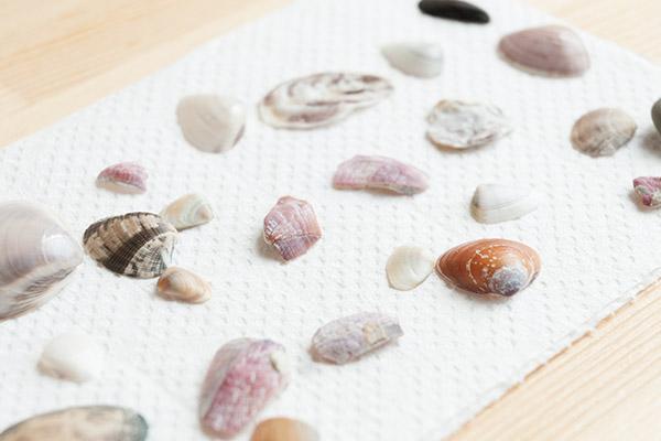 夏の思い出を残そう! 2ステップでできる貝がらフォトフレーム【おうちで季節イベント お手軽アートレシピ Vol.20】