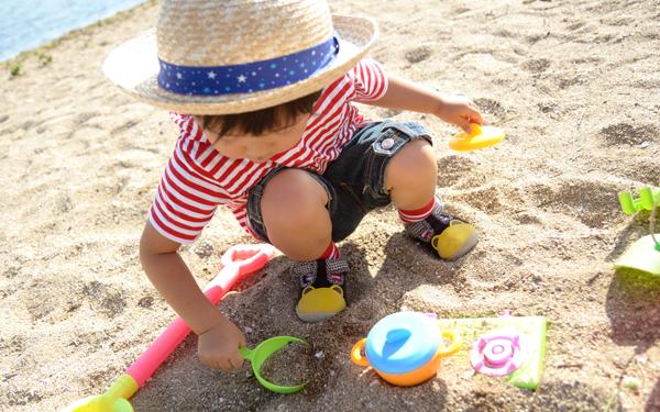 子供は砂場で遊んでいるわけではない!