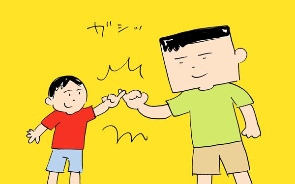 3歳児、どこまで通じる?親との約束の効力【下請けパパ日記~家庭に仕事に大興奮~ Vol.30】