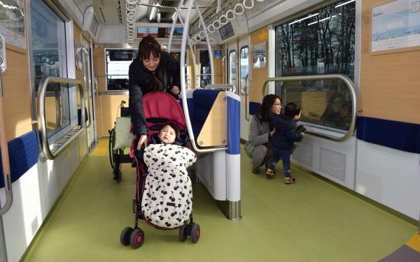 キッズデザイン賞、西武鉄道