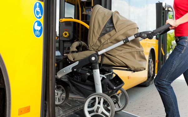 バス・電車でのママの困りごと
