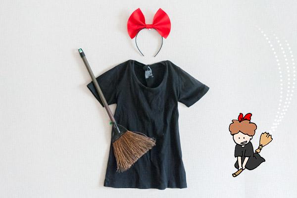 簡単手づくり×あるもので! ハロウィンの魔女っ子リボンとネコ耳【おうちで季節イベント お手軽アートレシピ Vol.24】