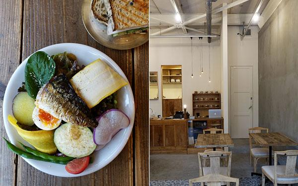 テーマは「イギリスのおばあさん」。完璧な料理と空間美で話題のカフェ #西馬込 #ýohak