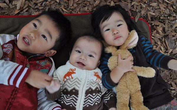 子供三人が本音の理想の人数!? 子供の人数とそれぞれの理由