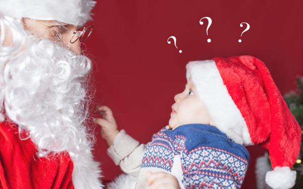 「サンタさんって本当にいるの?」にどう答える? 先輩ママが頭をひねった名珍解答ベスト4