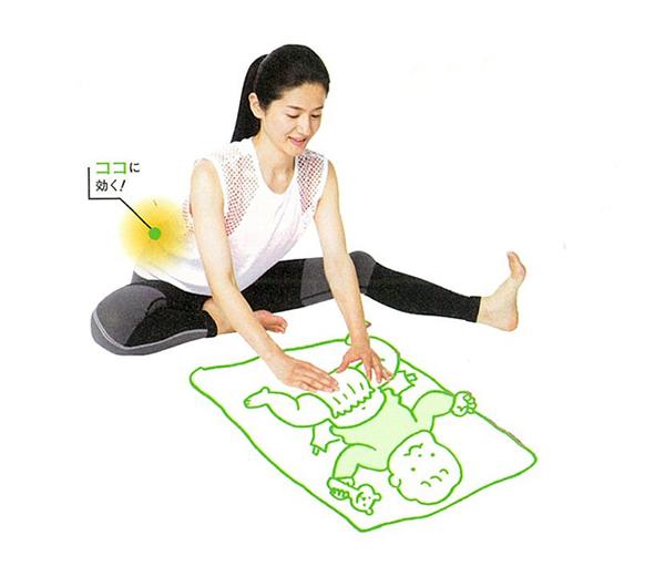 産後ダイエットや腰痛・肩こりに! 中村先生直伝の「ながら体操」とは? 【おしりリセットダイエットvol2】