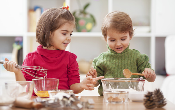 子どもの「作ってあげる!」意欲をかきたてる料理絵本