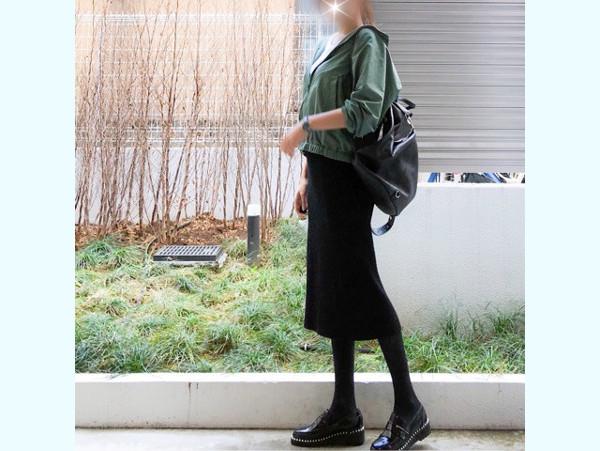 この3着にお任せあれ! サクッとはおれる春のアウターコーデ【ユニクロ大人コーデ~アメブロ30代ファッション1位 Hanaさん ~ Vol.21】