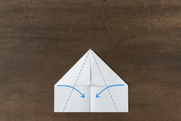 """生きているみたい! どこまでも飛んでいくアクロバット紙飛行機【昔ながらが""""今""""楽しい!レトロアートレシピ Vol.4】"""