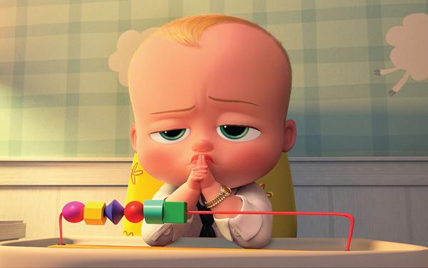 「ボス・ベイビー」にママの愛が独占されちゃう理不尽さ。放置される兄の姿に泣ける!