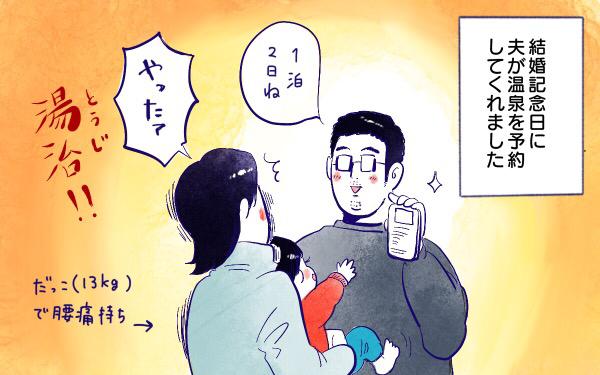 ムスメとおんせん【すくすくきろく@kita.acari 第29話】