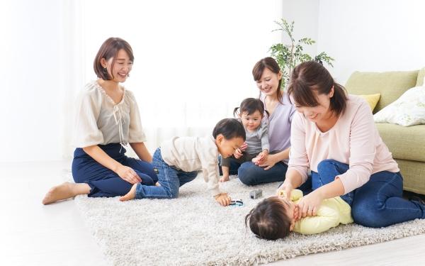 出産年齢も多様化の時代 ママ友・パパ友と年の差ギャップを感じたことある?