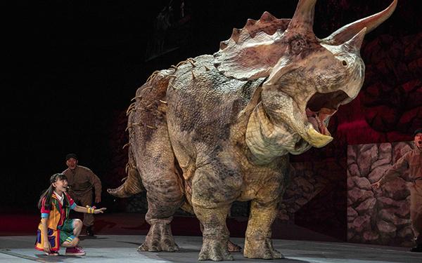 「世界一受けたい授業THELIVE恐竜に会える夏!」