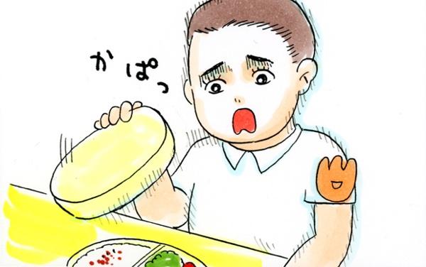 幼稚園のお弁当、パパの「〇〇ウインナー」に号泣!