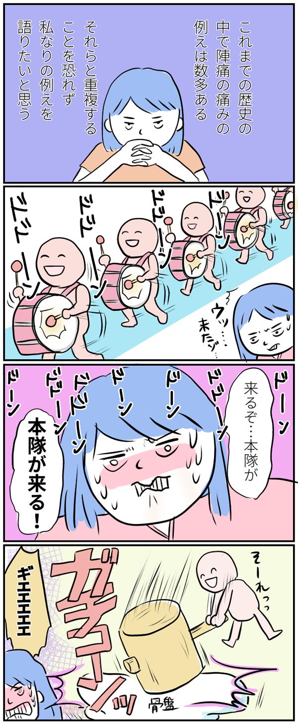 痛み 開く 子宮 口