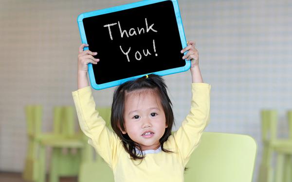 「ありがとう」「ごめんね」が言えない子ども