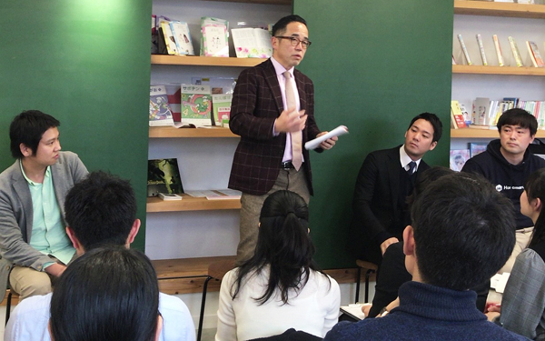 高濱正伸が語る「これからの教育」
