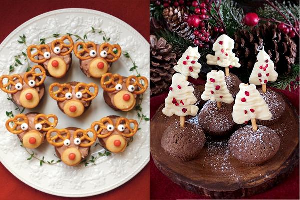 3歳の息子が挑戦! トナカイやツリーが作れる「クリスマスデコレシピ」【子どもに料理を教えたい!  Vol.4】