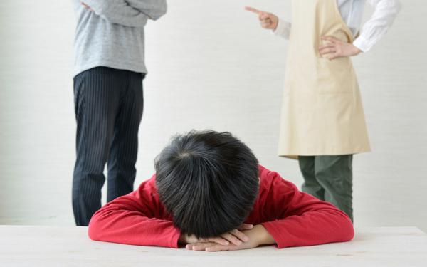 子どもの前で夫婦喧嘩したことあるのは6割。子どもに出てしまった影響は